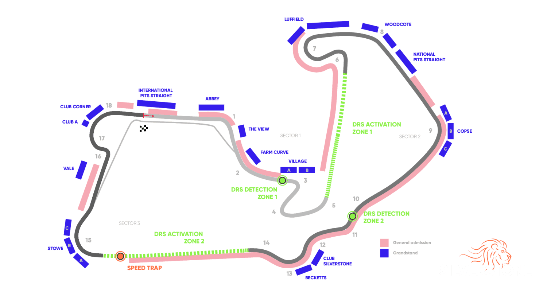 Circuit Grand Prix® van Engeland - Silverstone 2021
