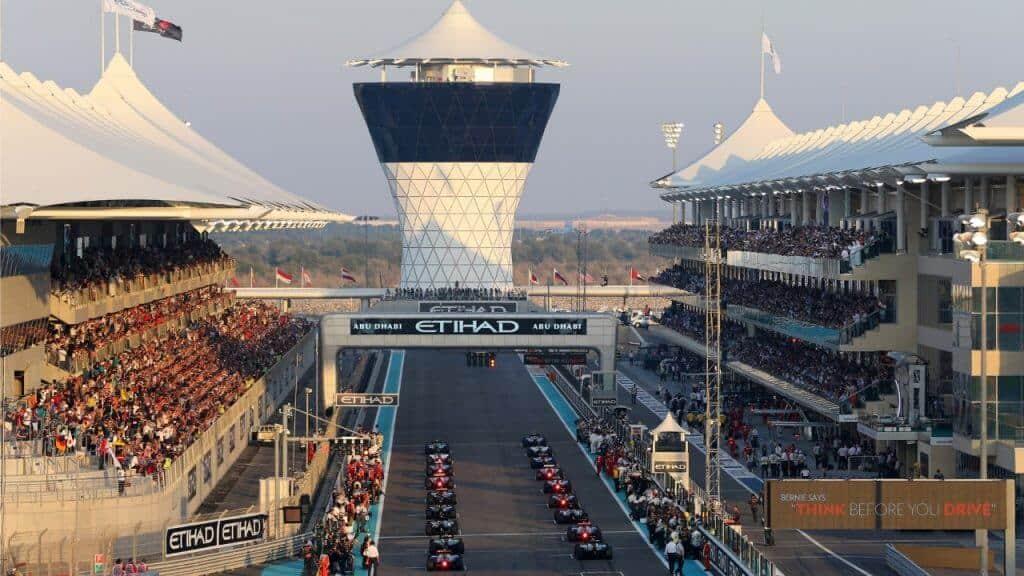 Vijfdaagse vliegreis I – Formule 1 Abu Dhabi 2019