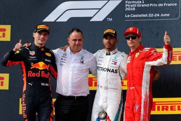 Grand Prix Review – Frankrijk Le Castellet