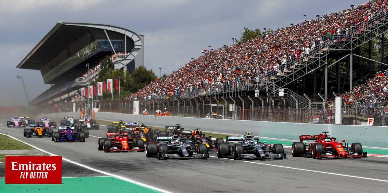 Vierdaagse vliegreis – Formule 1 Spanje – Barcelona 2020