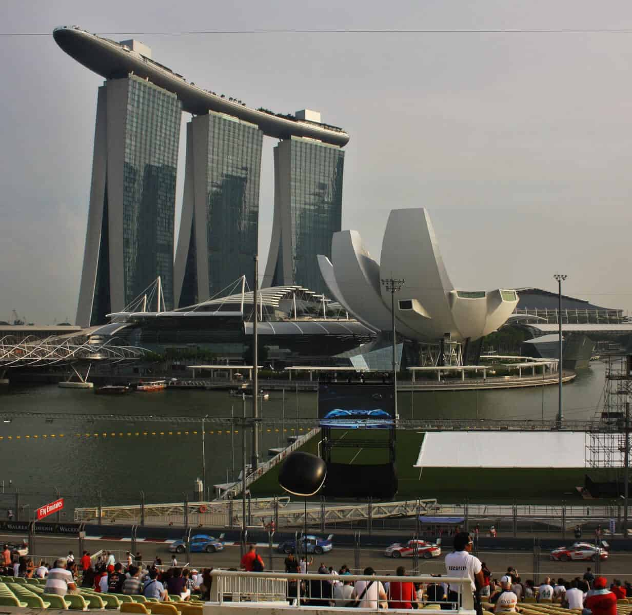 Grand Prix® van Singapore – Marina Bay 2019