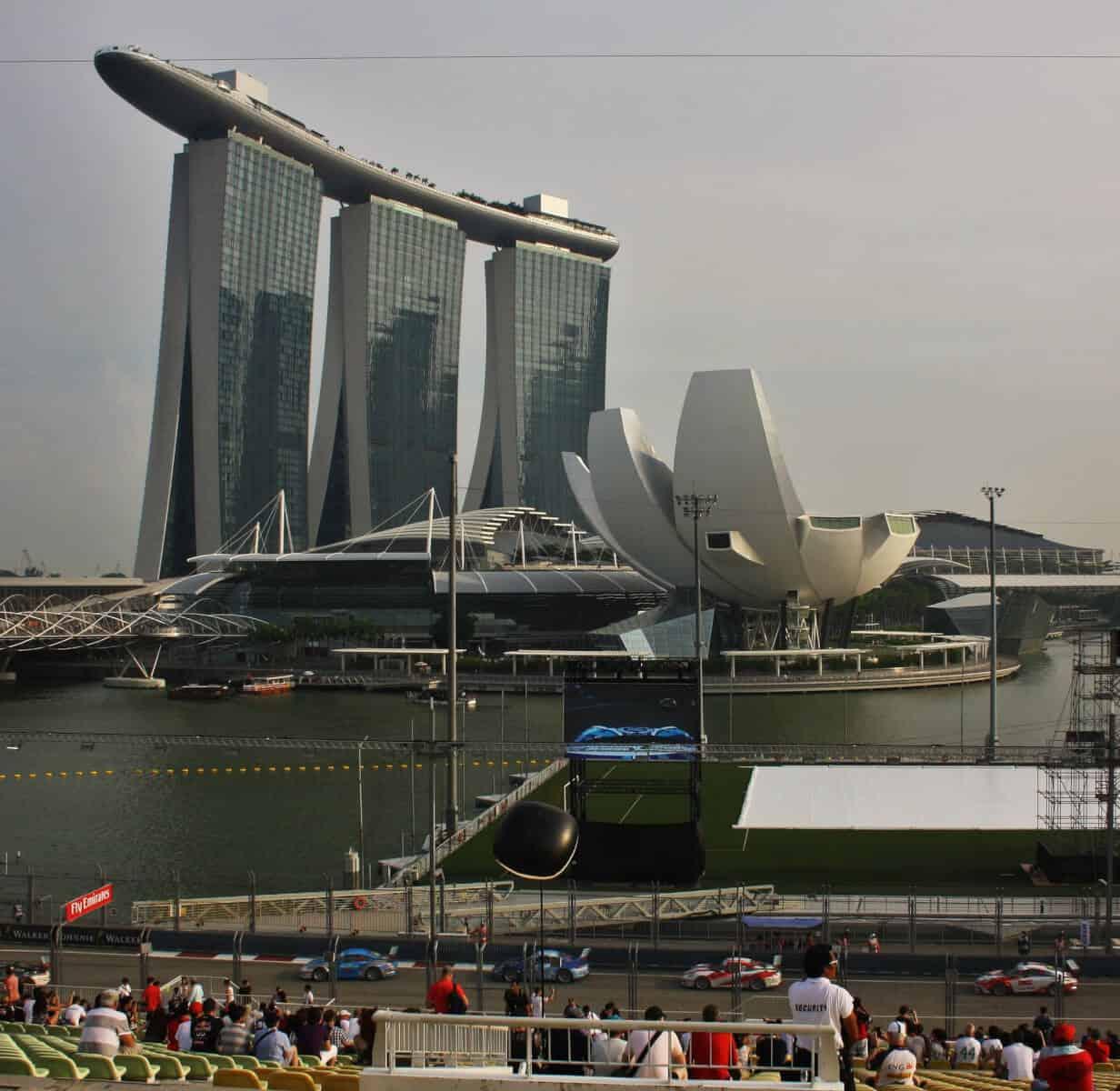 Friday Forecast – Grand Prix van Singapore 2018