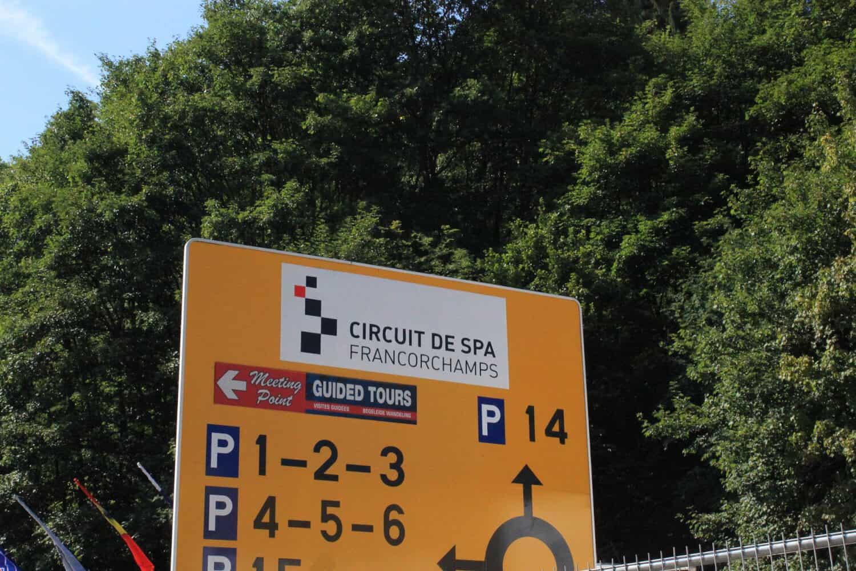 Driedaagse eigen vervoersreis – Formule 1 België – Spa 2019