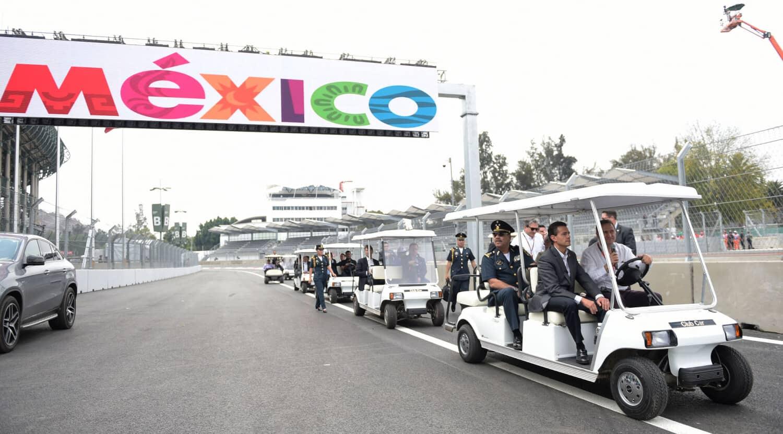 Friday Forecast – Grand Prix van Mexico 2018