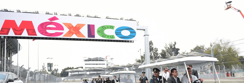 Grand Prix® van Mexico – Mexico-Stad 2019
