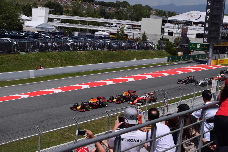 Vijfdaagse vliegreis II – Formule 1 Spanje 2019