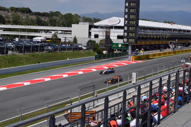 Zesdaagse busreis – Formule 1 Spanje 2019
