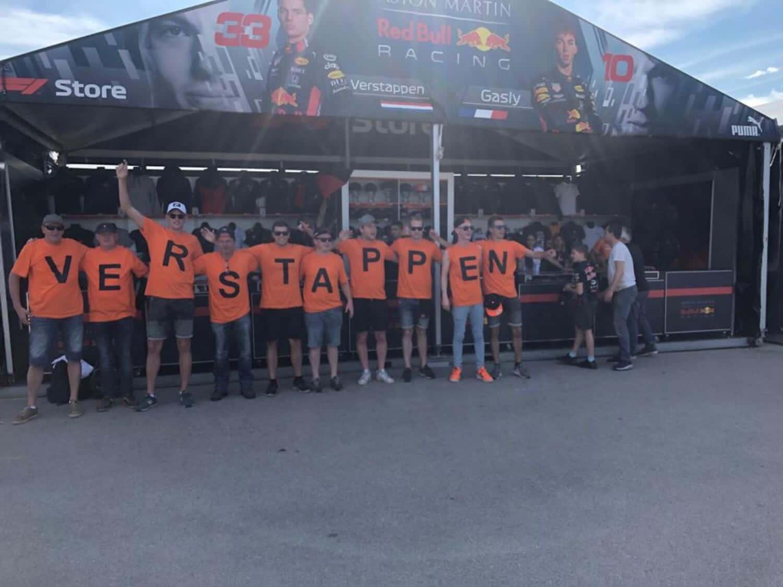 Staanplaatsen gids voor Spa-Francorchamps Formule 1 België