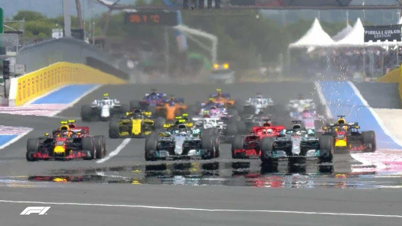 Grand Prix® van Frankrijk - Le Castellet 2021