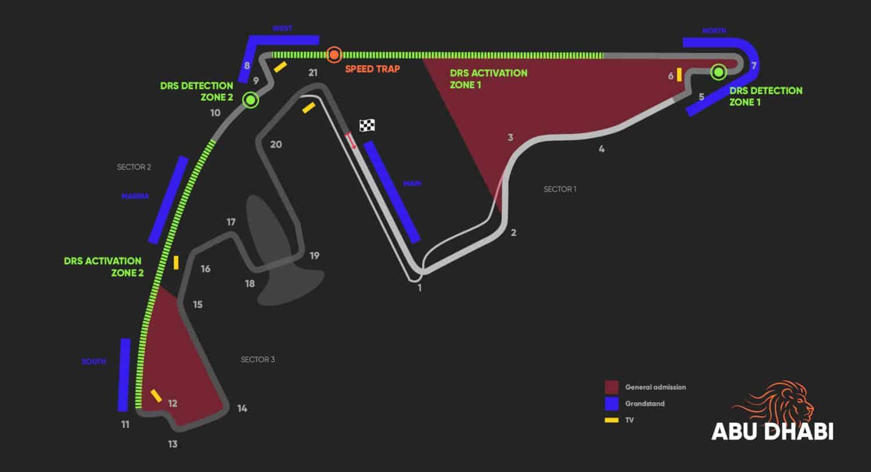 Zesdaagse vliegreis I – Formule 1 Abu Dhabi 2019