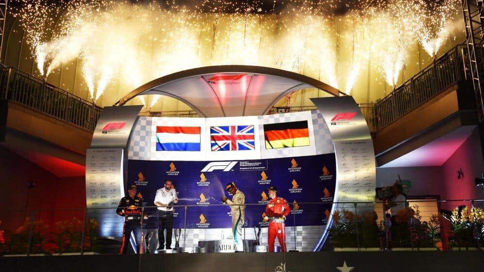 Grand Prix Review – Singapore Marina Bay 2018