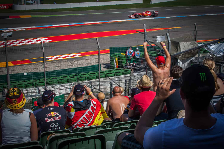 Campingplek – Formule 1 Duitsland – Hockenheim 2019