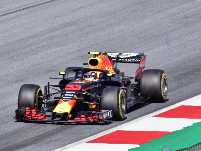 Driedaagse busreis – Formule 1 Oostenrijk – Red Bull Ring 2019