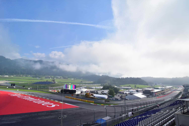 Vijfdaagse vliegreis II – Formule 1 Oostenrijk – Red Bull Ring 2019