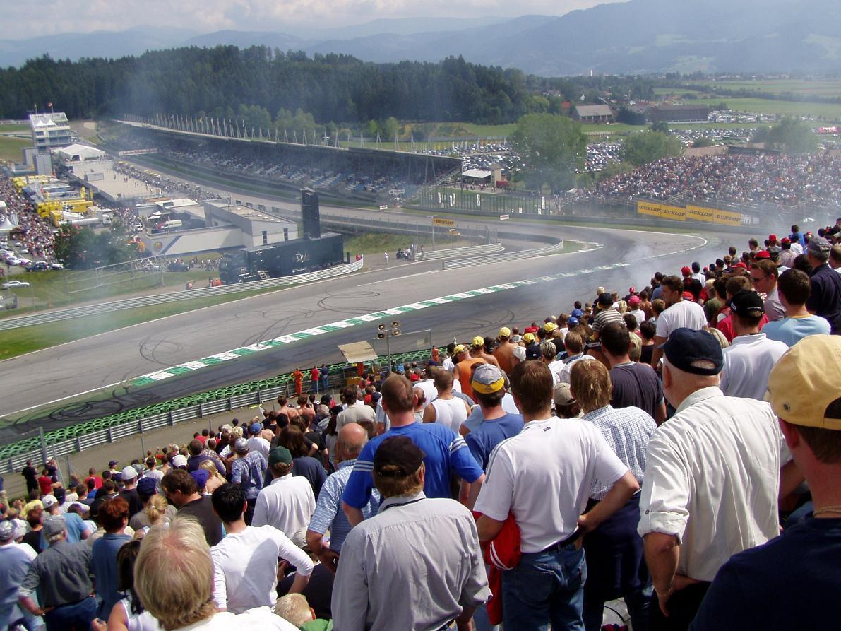 Vijfdaagse busreis – Formule 1 Oostenrijk – Spielberg 2021