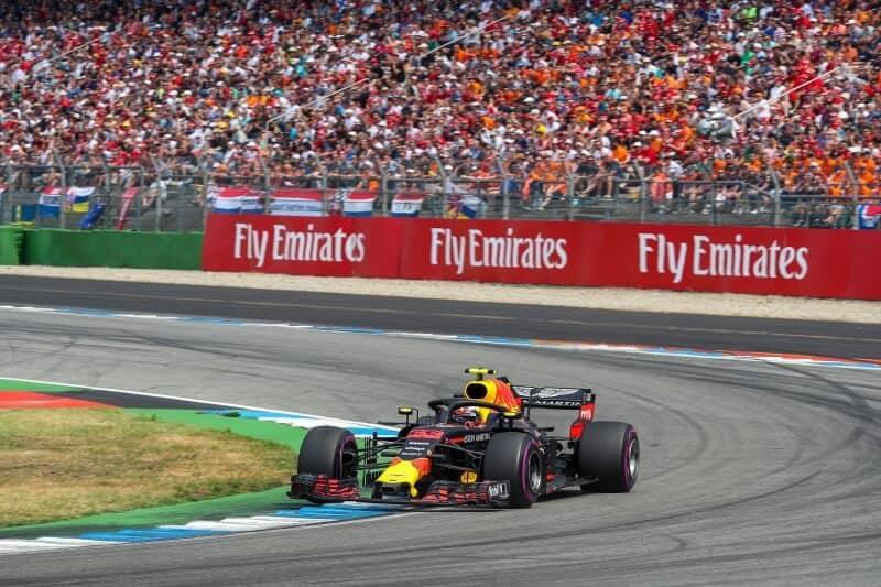 Campingplek voor tent – Formule 1 Duitsland – Hockenheim 2019