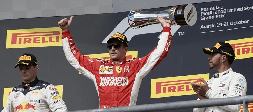 Grand Prix Review – Verenigde Staten Austin 2018