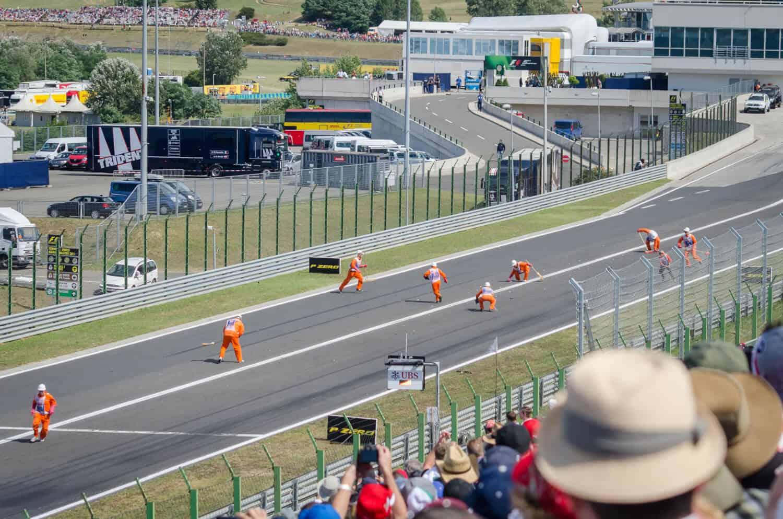 Vierdaagse vliegreis – Formule 1 Hongarije – Boedapest 2019