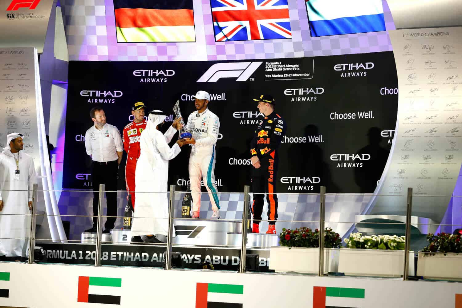 Grand Prix Review – Abu Dhabi 2018