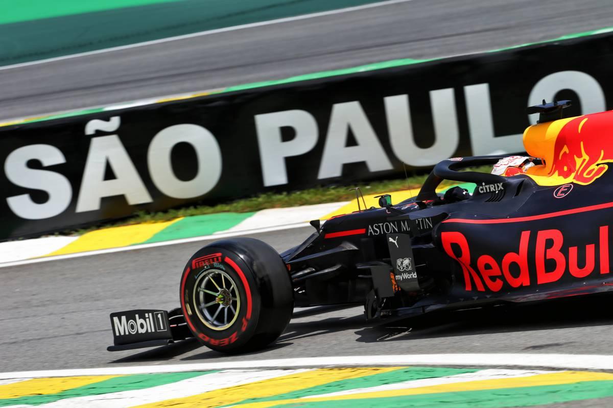 Zevendaagse vliegreis – Formule 1 Brazilië – Sao Paulo