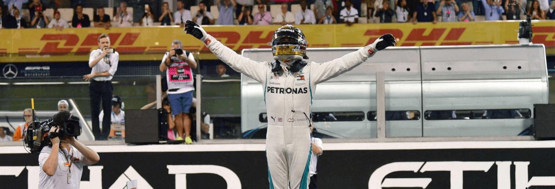 Race Resultaat – Grand Prix van Abu Dhabi 2018