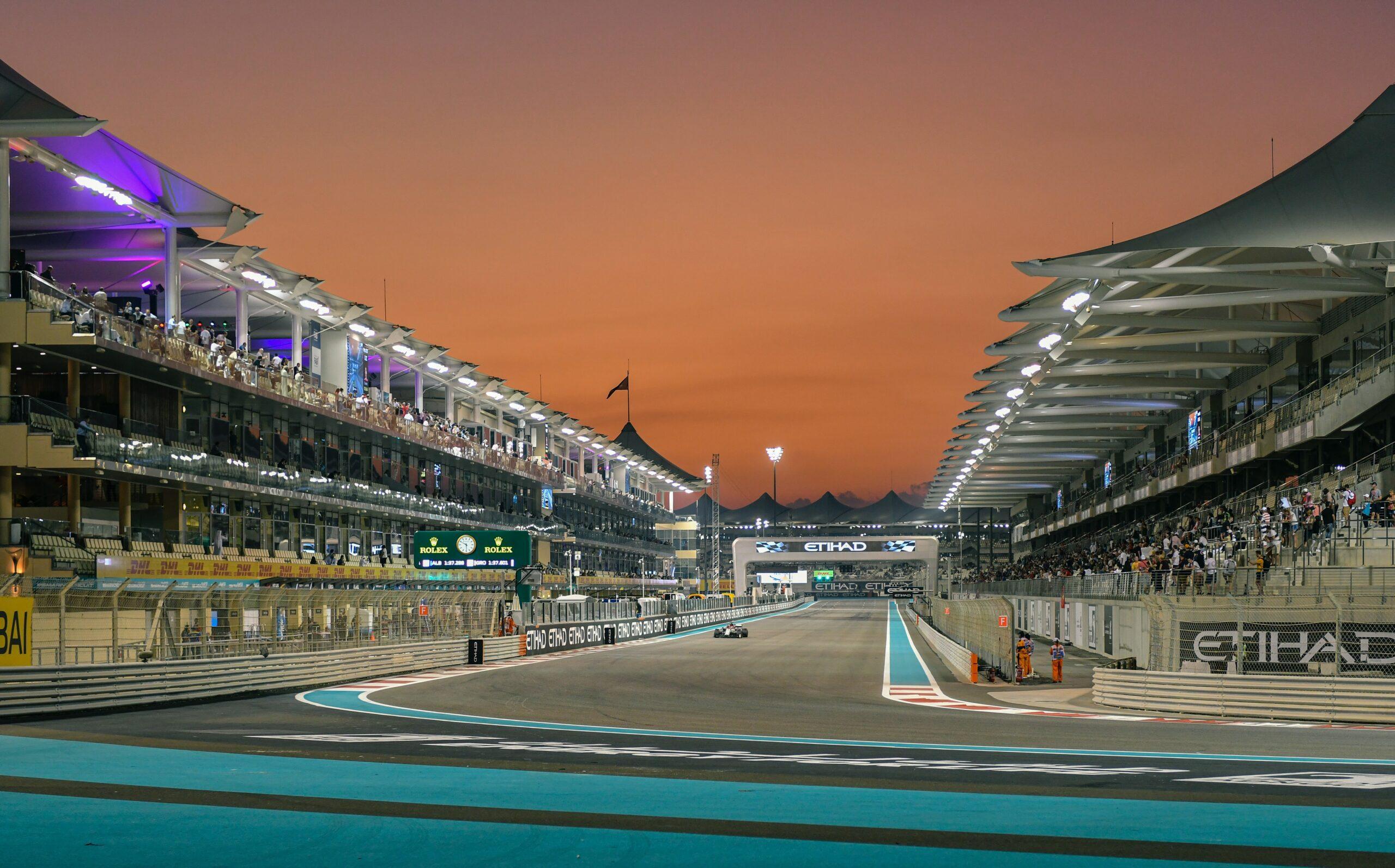 Zevendaagse comfort vliegreis – Formule 1 Abu Dhabi 2021