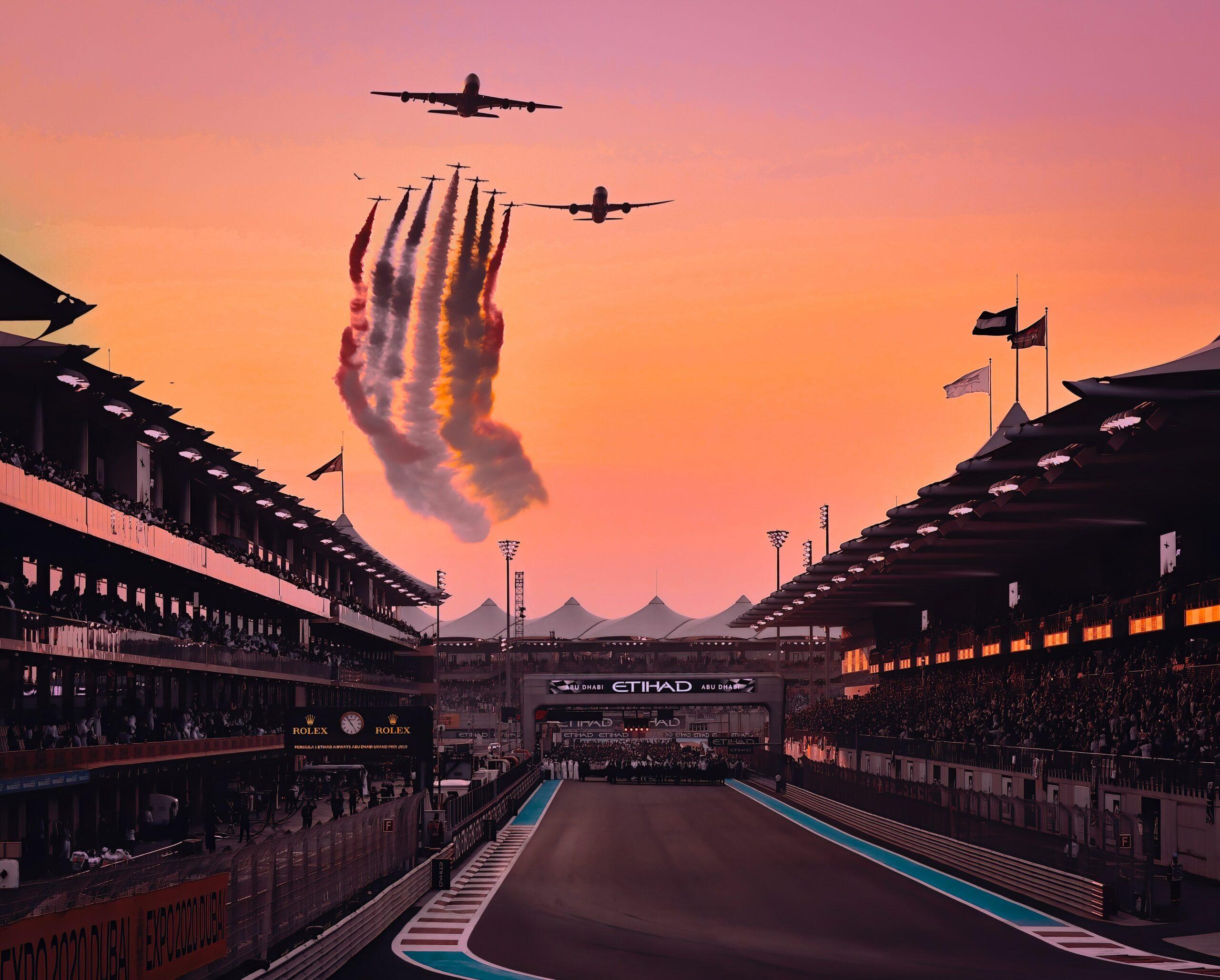 Zevendaagse vliegreis – Formule 1 Abu Dhabi 2021