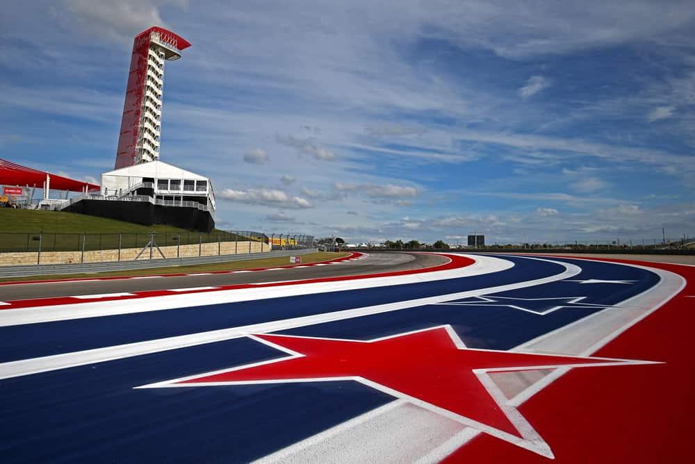 Zevendaagse vliegreis – Formule 1 VS – Austin 2020