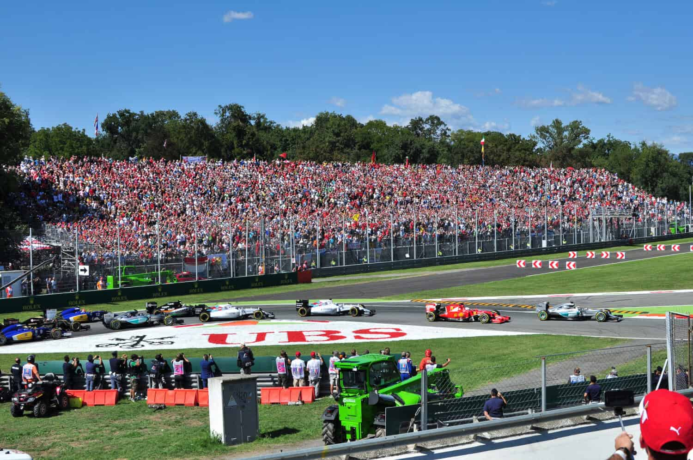 Vierdaagse eigen vervoersreis – Formule 1 Italië – Monza 2019