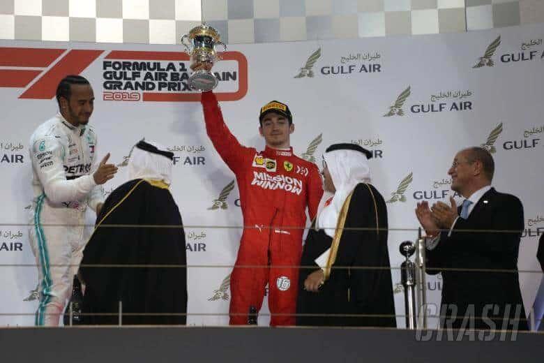 Race Resultaat – Grand Prix van Bahrein – Sakhir 2019