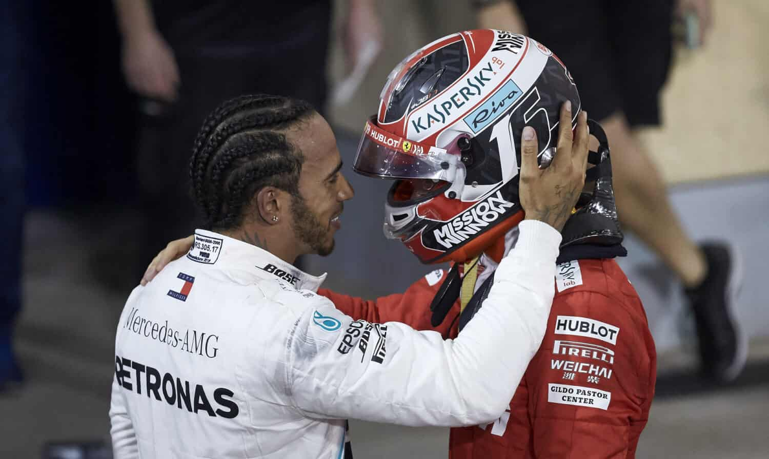Grand Prix Review – Bahrein Sakhir 2019