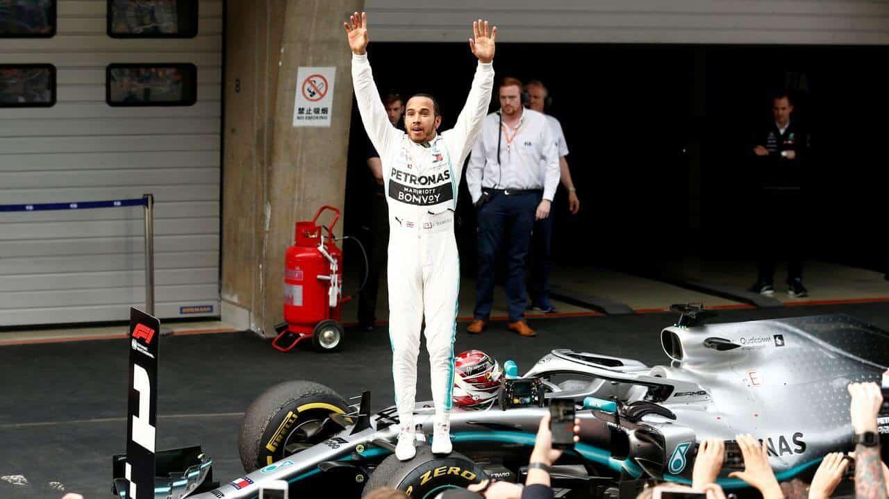 Race Resultaat – Grand Prix van China – Shanghai 2019