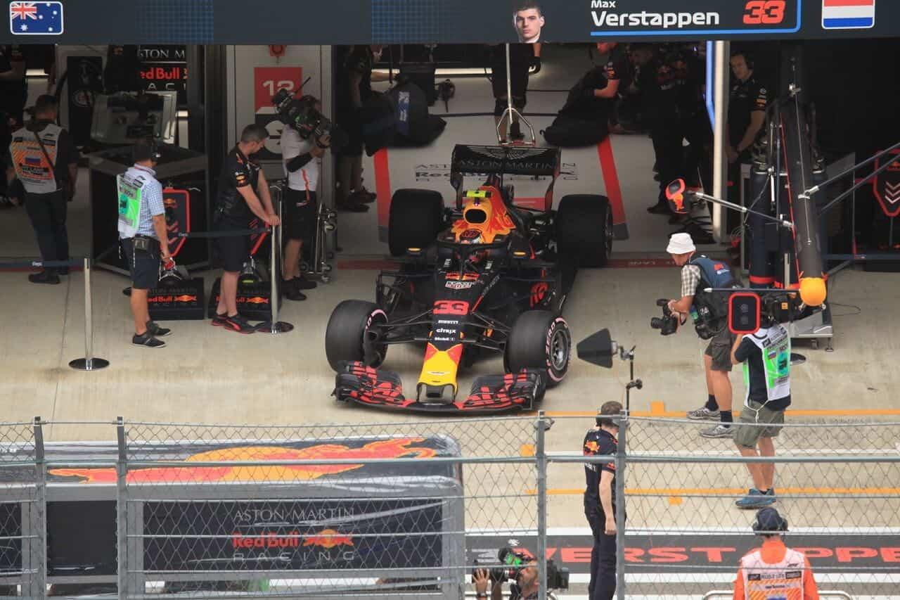 Zesdaagse vliegreis – Formule 1 Rusland – Sotsji 2019