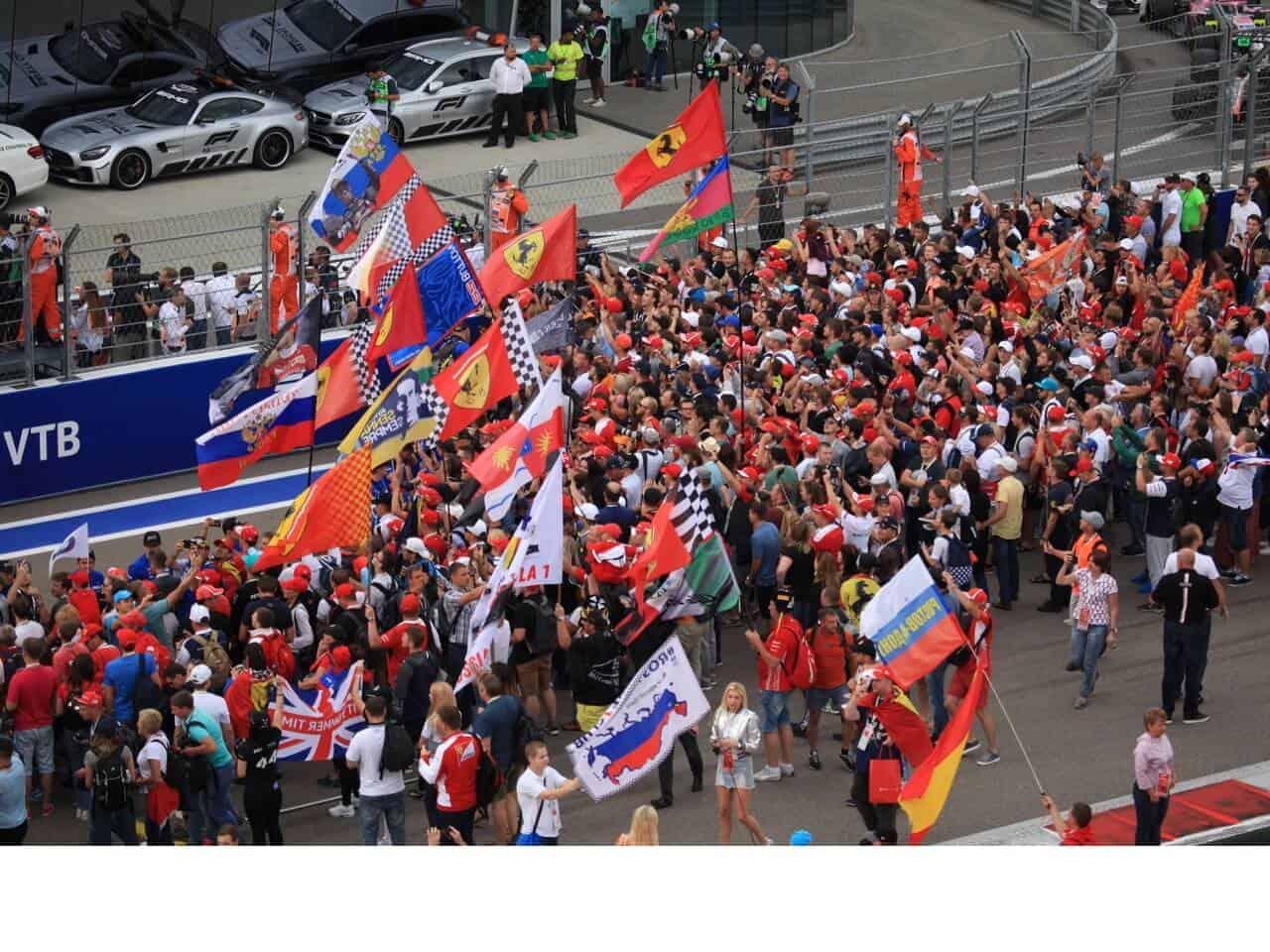 Zevendaagse vliegreis – Formule 1 Rusland – Sotsji 2019
