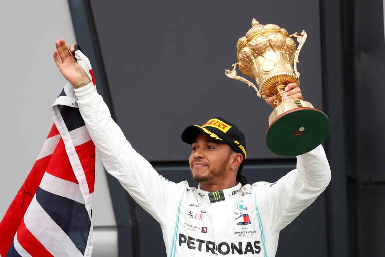Race Resultaat – Grand Prix van Groot-Brittannië – Silverstone 2019