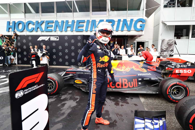 Race Resultaat – Grand Prix van Duitsland – Hockenheim 2019