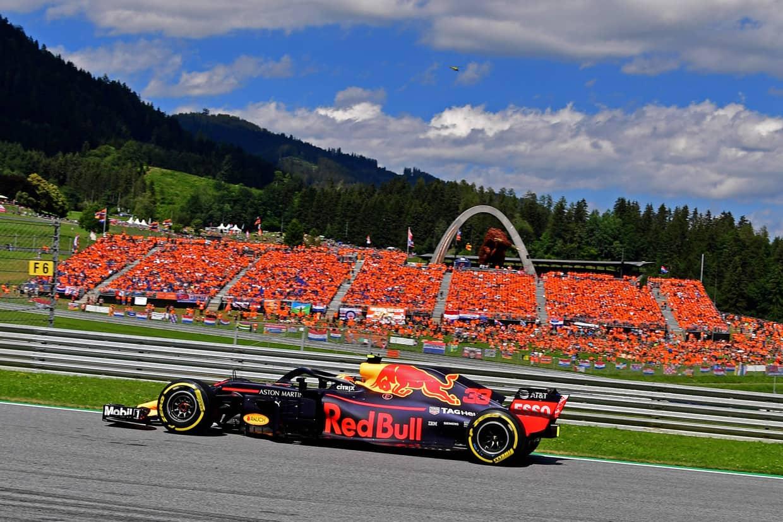 Vijfdaags hotelarrangement – Formule 1 Oostenrijk – Spielberg 2020