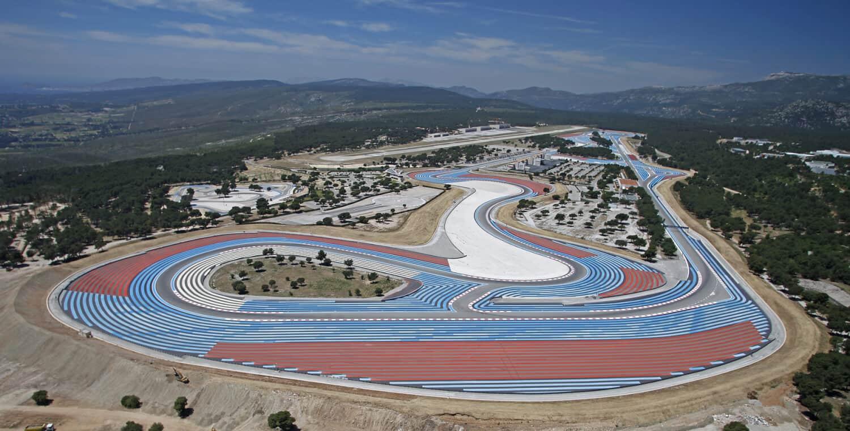 Tickets Grand Prix van Frankrijk - Le Castellet 2021