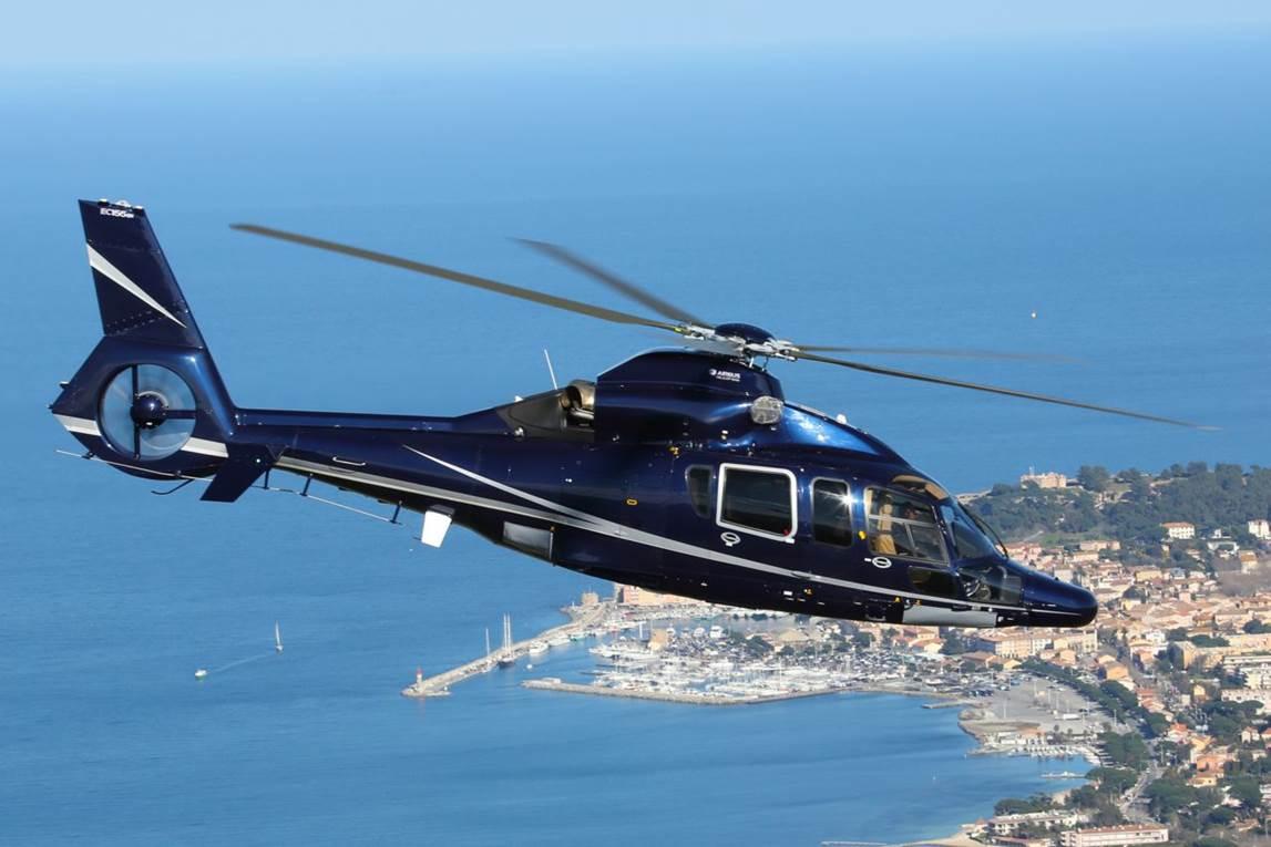 Helikoptervlucht – Formule 1 Monaco – Monte Carlo 2021