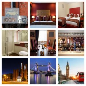 F1 Grand Prix van Engeland – Silverstone 2021 Hotel