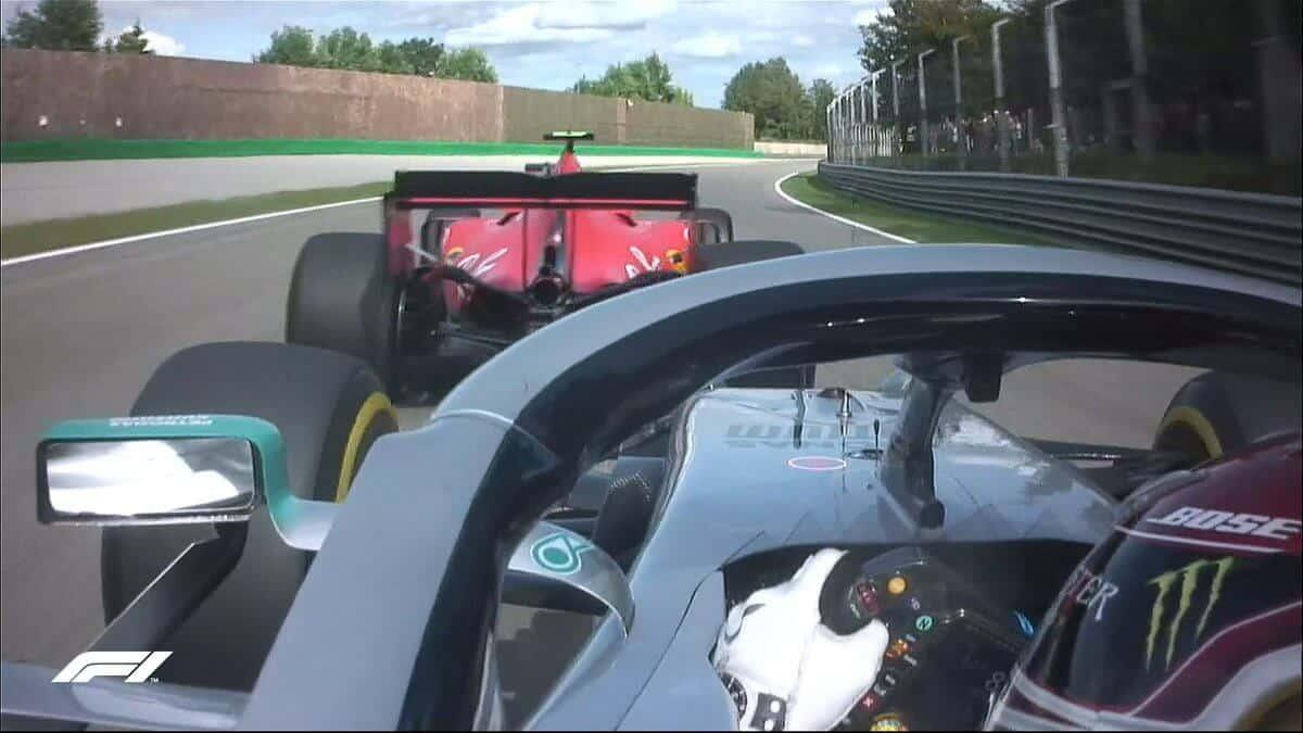 Race Resultaat – Grand Prix van Italië – Monza 2019