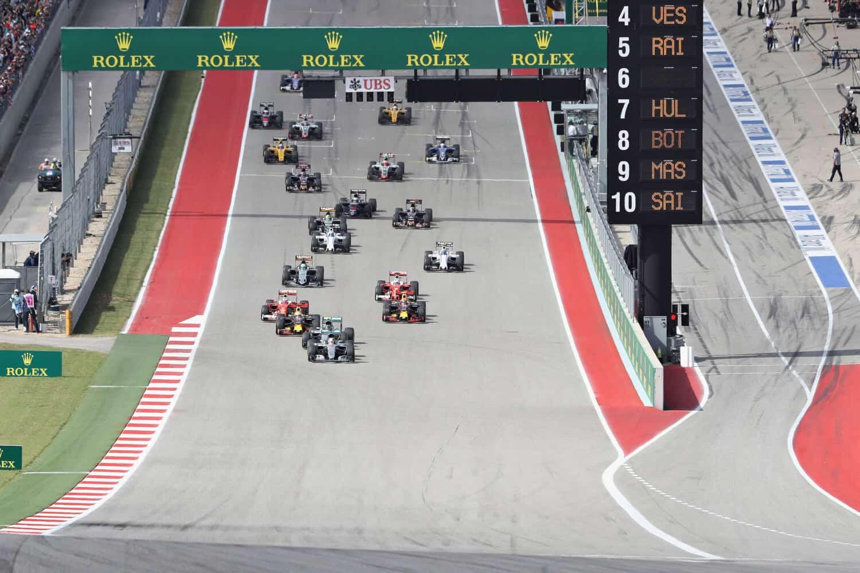 Tickets Grand Prix Verenigde Staten - Austin 2020