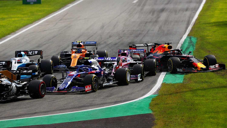 Tickets Grand Prix van Italië - Monza 2020