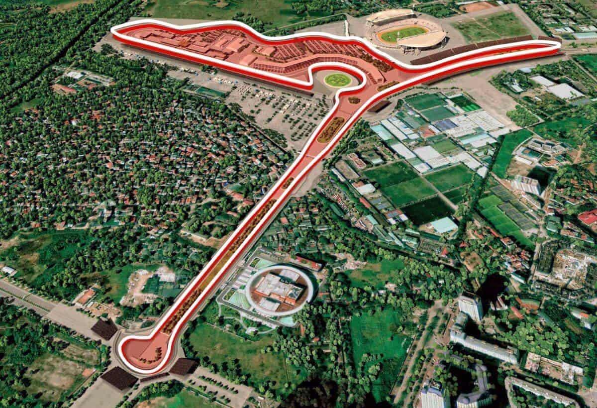 Grand Prix® van Vietnam – Hanoi 2020