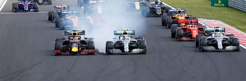 Grand Prix® van Hongarije - Boedapest 2020
