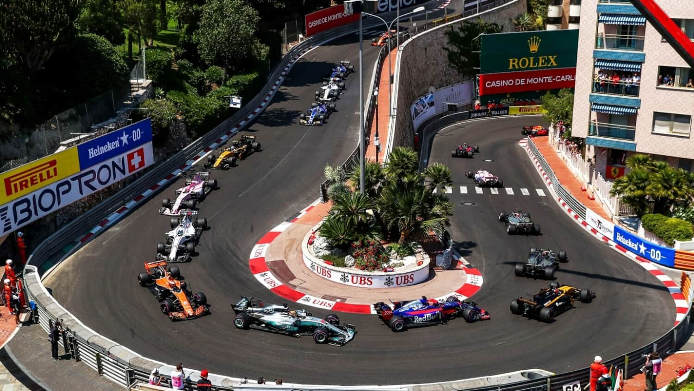 Vierdaagse vliegreis – Formule 1 Monaco – Monte Carlo 2020