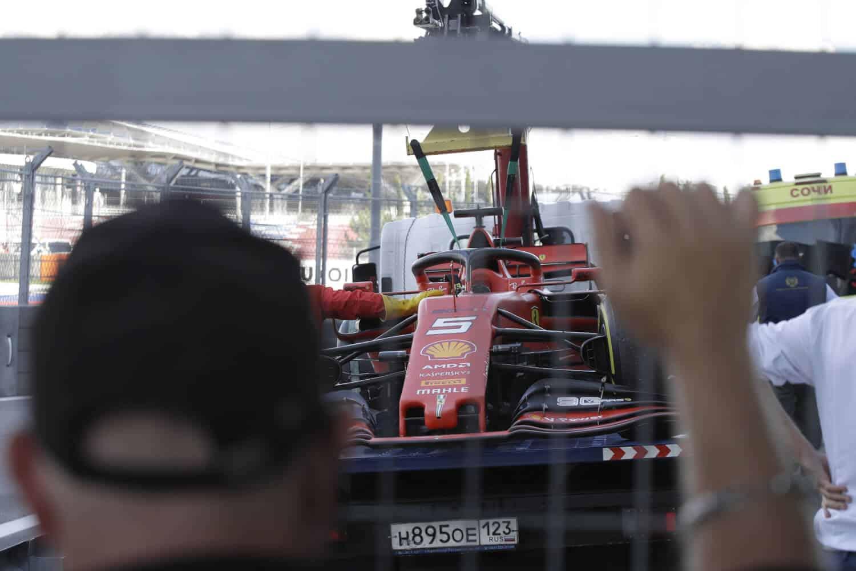 Race Resultaat – Grand Prix van Rusland – Sotsji 2019