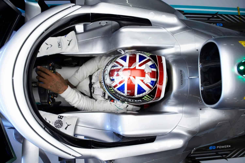 Vierdaagse vliegreis – Formule 1 Groot-Brittannië – Silverstone 2020