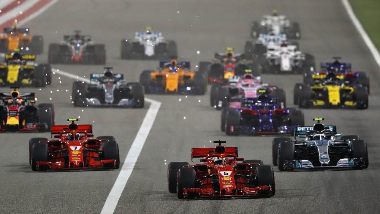Tickets Grand Prix van Bahrein - Sakhir 2020