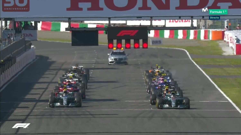 Programma Formule 1